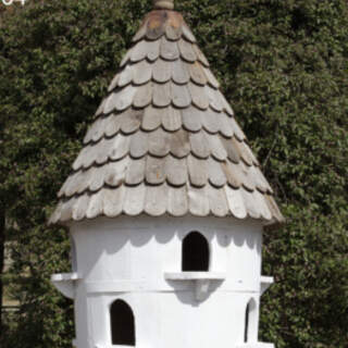 BirdHouses Large Round
