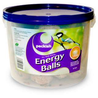 Peckish Energy Balls 50 Tub