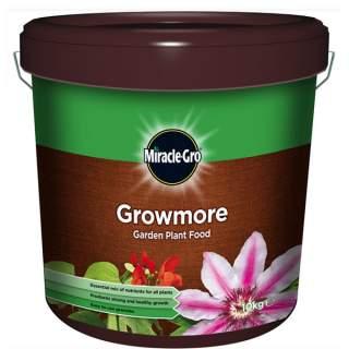 MG GROWMORE GARDEN PF 10kg
