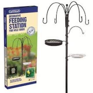 Gardman Decorative Feeding Station