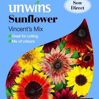 Sunflower Vincent s Mix