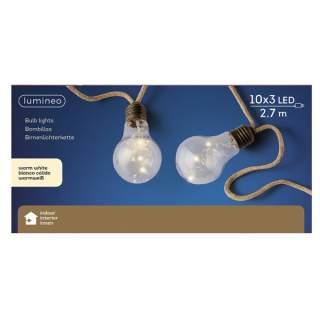 micro LED hemp rope l ind GB warm white