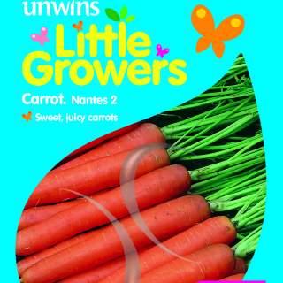 Little Growers Carrot Nantes 2