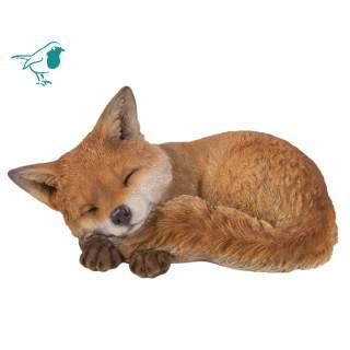 RL Sleeping Fox Cub D