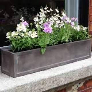 Balcony Trough 80x16x17cm