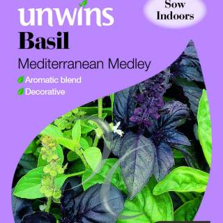 Herb Basil Mediterranean Medley