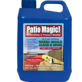 PATIO MAGIC 2.5 LITRES