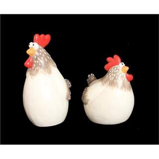 COUNTRY HOME SMALL HEN 2 ASSORTED