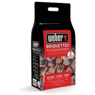 WEBER BRIQUETTES - 4KG