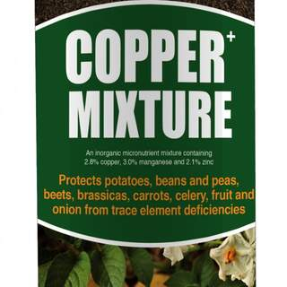 Copper mixture