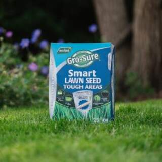 Gro Sure Smart Lawn Seed Tough 20m