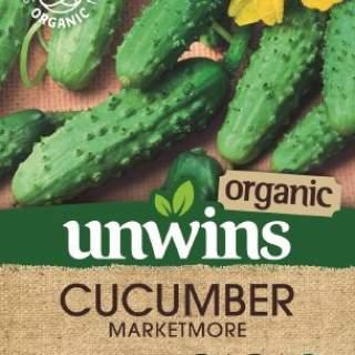 Cucumber Marketmore (Organic)