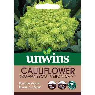 Cauliflower (Romanesco) Veronica F1
