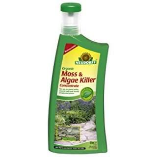 Organic Moss & Algae killer Concentrate