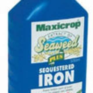 Maxicrop Plus Seq. Iron 1ltr