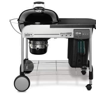 Performer Deluxe GBS Charcoal Grill