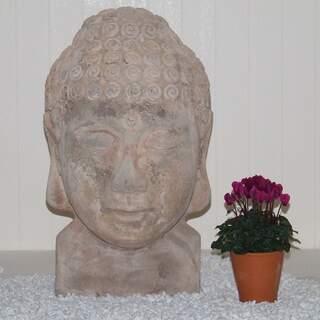 X Large Buddha Head45x38x63cm