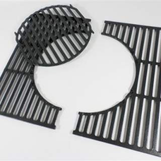 COOKING GRATES - CAST IRON, FITS SPIRIT 200 SERIES