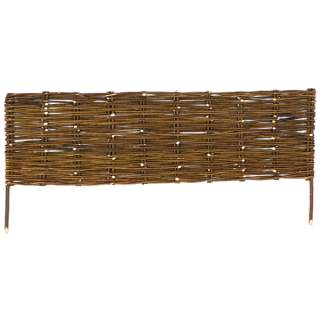 Willow Rustic Hurdles 6ft by1ft