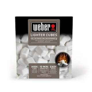 LIGHTER CUBES - WHITE