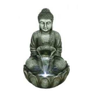 Medium Grey Buddha