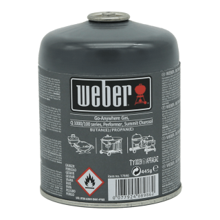 Weber Gas Canister for Q1200
