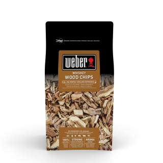 WHISKEY OAK WOOD CHIPS - 0.7KG
