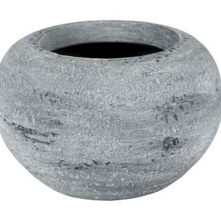 Tondela 17-05G dark grey Ø19cm / H13cm