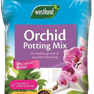 Orchid Potting Mix (Enriched with Seramis) 8L