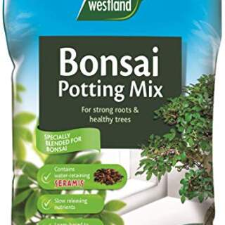 Bonsai Potting Mix (Enriched with Seramis)