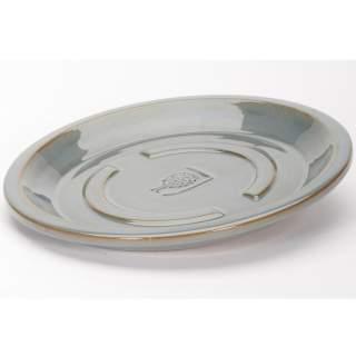 RHS Antique Grey Saucer 30cm