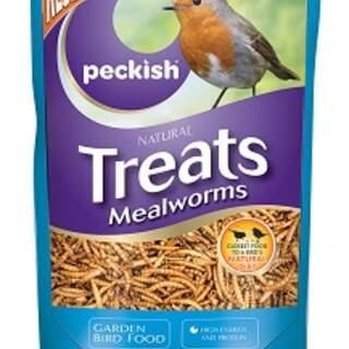 PK Mealworm 1kg