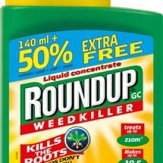 ROUNDUP concentrate, 210ml