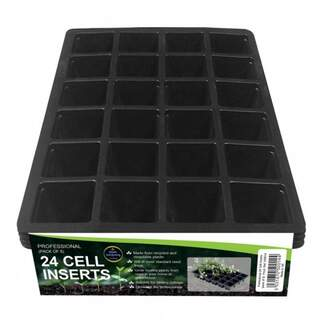 24 CELL INSERTS (5 s)