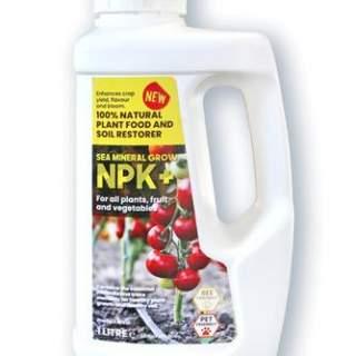 Sea Mineral Grow NPK