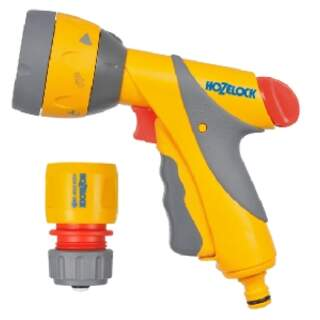 Hozelock Multi Spray Plus Gun and 2185 Waterstop