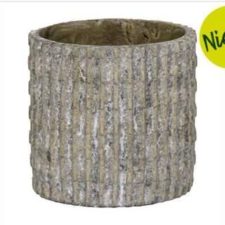 Bert Cylinder Natural D12.5H12