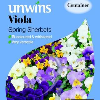 Viola Spring Sherbets