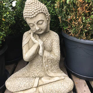 Flower Buddha B