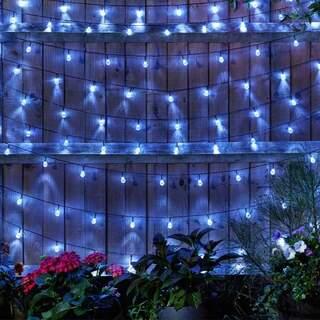 Ultra Solar String Lights 100 Orbs