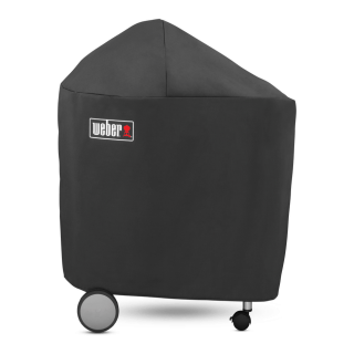 PREMIUM BARBECUE COVER - FITS PERFORMER PREMIUM AND DELUXE CHARCOAL BARBECUE