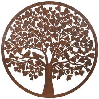 EXL Heart Tree Wall Plaque