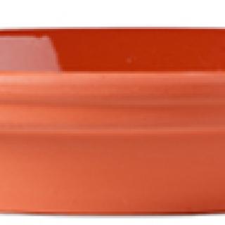 Inside Glazed Saucer 26cm