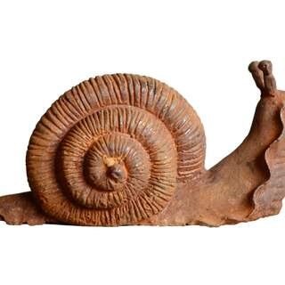 Cast Iron Snail