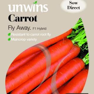 Carrot Flyaway F1