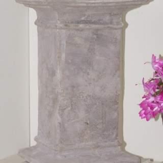 Large Square Pedestal 40x68cm