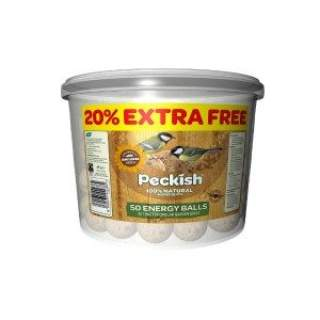 PK Natural Balance Energy Balls 50 TUB +20% Free - PALLET DEAL