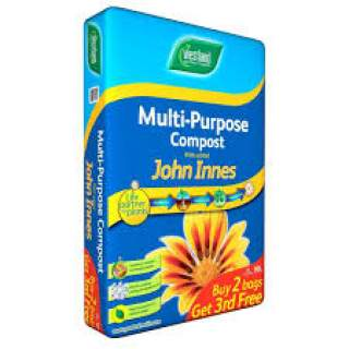 MPC with John Innes 60ltr Buy 2 get 1 Free