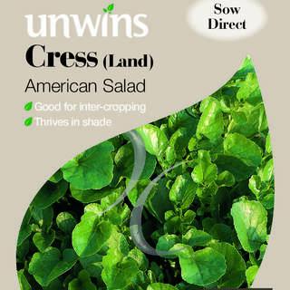 Cress Land American Salad