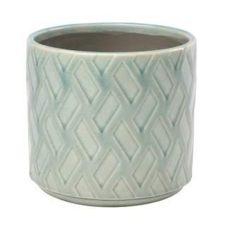 Glazed Pot Barcelona Celadon